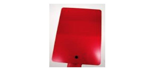 Color test tricapa tinto 3 capas de perla
