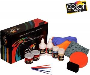 kit de pintura para retoque
