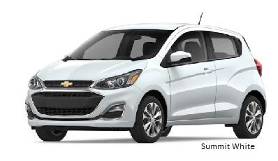 Chevrolet spark 2020 blanco