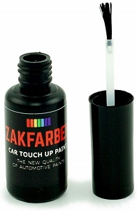 Zakfarben Car Touch Up Corrector de Pintura para 42A Meteor Grey Pearl Metallic 10 ml