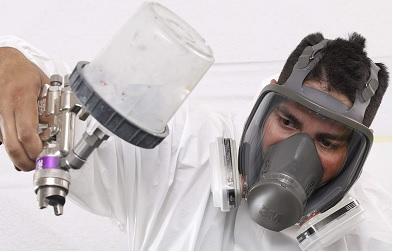 Respirador reutilizable de cara completa, serie 6000