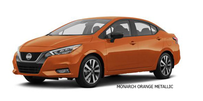 Versa 2020 Orange