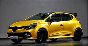 clio yellow