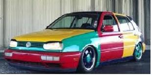 VW Harlequin