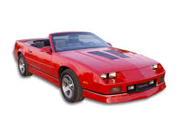 Camaro wa8774 rojo brillante