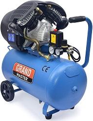 Grandmaster - Compresor de Aire 50 Litros 220V,