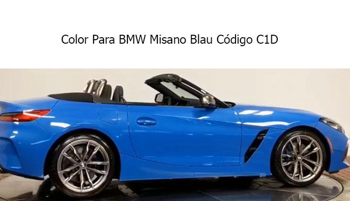 BMW Misano Blau Código C1D