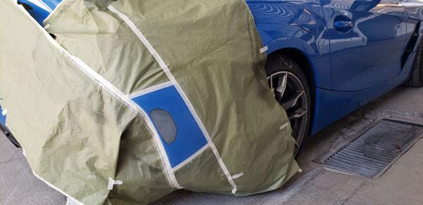 Color Para BMW Misano Blau Código C1D