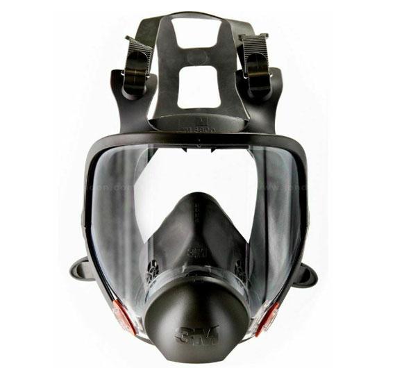 3M Full Face 6900 Reutilizable respirado
