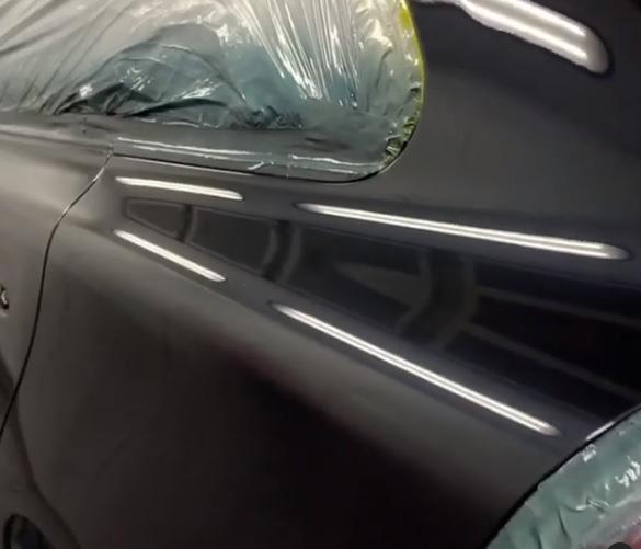 composición de las pinturas para coches