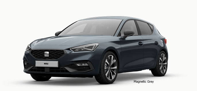 Seat León Magnetic Grey