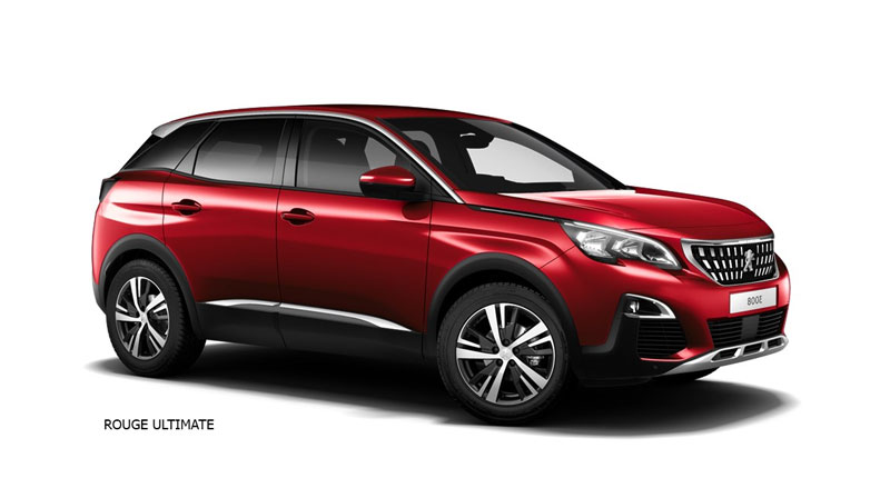 PEUGEOT ROUGE ULTIMATE